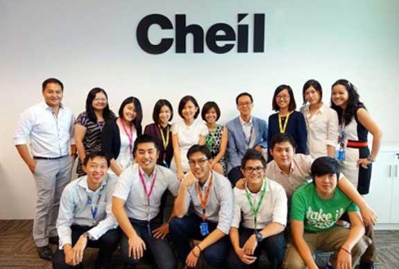 شرکت تبلیغاتی چل (Cheil) ، دستپخت سامسونگ!
