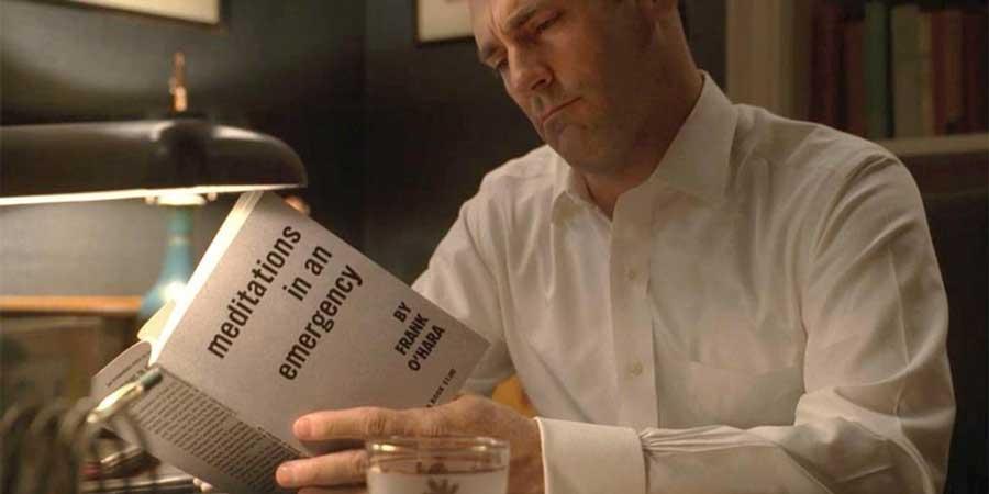 در این قسمت از سریال مد من دان دریپر خود را از شرکت دور می کند و به گذشته پنهان زندگیش می پردازد.