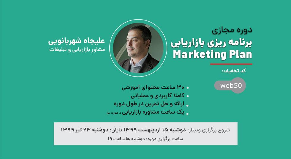 چرا آموزش تدوین برنامه ریزی بازاریابی ( Marketing Plan ) آن هم در بازار پرنوسان ایران؟