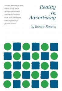 تصویر کتاب Reality in Advertising نوشته راسر ریوز
