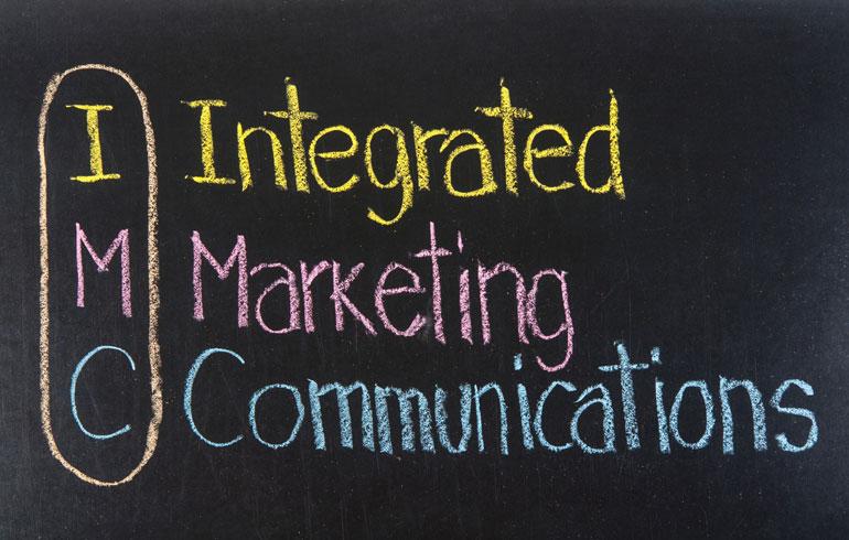ایجاد برنامه ارتباطات یکپارچه بازاریابی